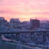 Sunrise over Spokane 1