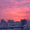 Sunrise over Spokane 2