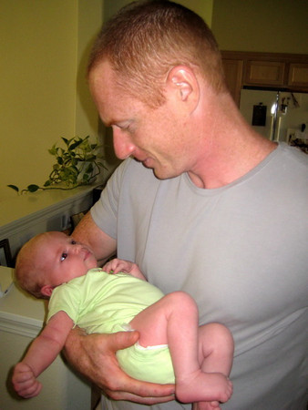 Kenna meets Uncle Ry