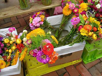 Farmers' Market Flowers