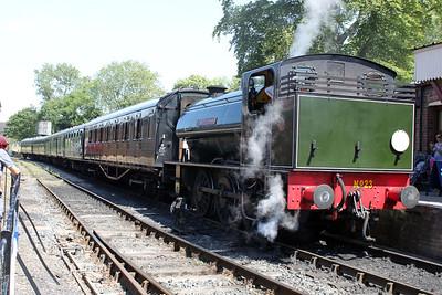 Steam 3791 / K&ESR No 23 at Tenterden