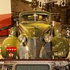 Patton's 1938 Cadillac Limousine