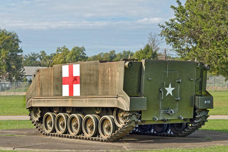 Medical Troop Carrier