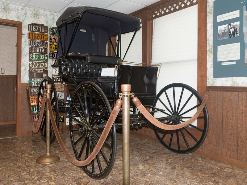 McCreary County Museum