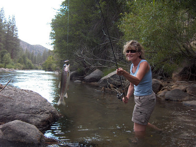 Kern River/Little Kern Loop, 09/06/2008-09/10/2008