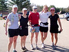 The running gals minus the camera lady.