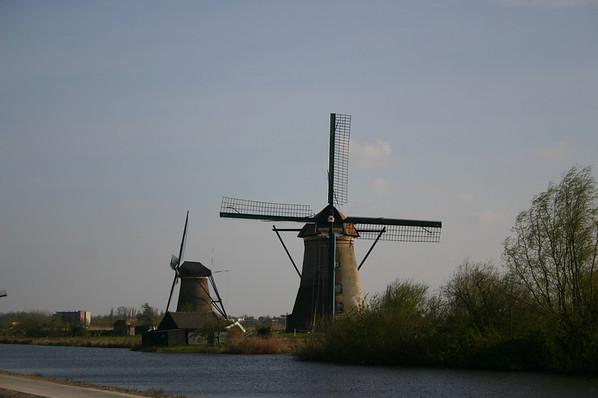 Keukenhoff & Kinderdijk