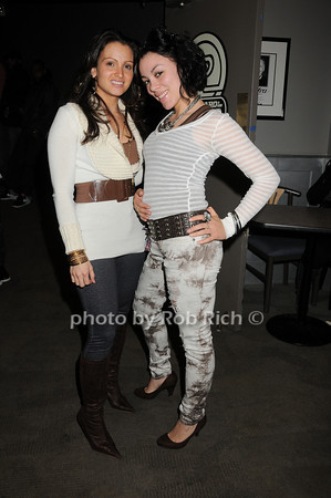 Monique Cirrone, Olivia Afanador<br /> photo by Rob Rich © 2010 robwayne1@aol.com 516-676-3939