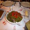 Stringbean salad