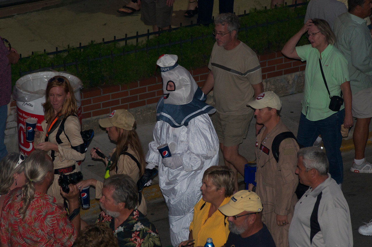 Stay Puft? Is that you?
