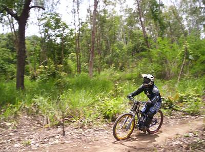 Khao Itoh MTB Thailand July 2006