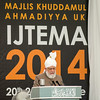 MKA Ijtema 2014  Sunday Final Session-30