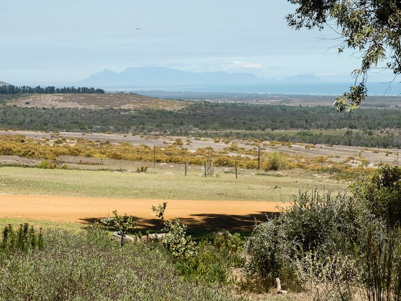 !Khwa ttu - view towards Cape Town