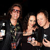 Electric Dave (BB Kings), Christie Markris, Jimmy Coons (Kansas), <br /> photo by Rob Rich © 2008 robwayne1@aol.com 516-676-3939