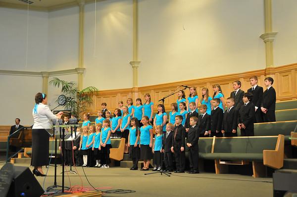 2009-04-19 Детский хор