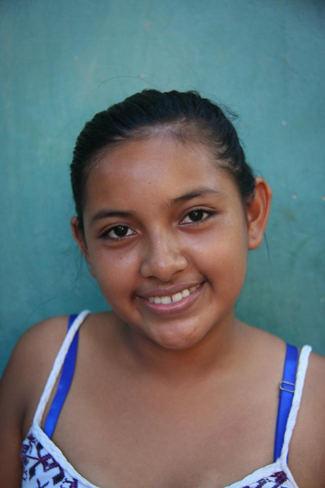 MARIA DEL SOCORRO, 16YRS OLD, 11TH GRADE