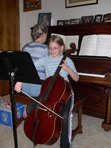 The Next Cellist