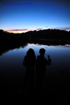 Summer's last evening