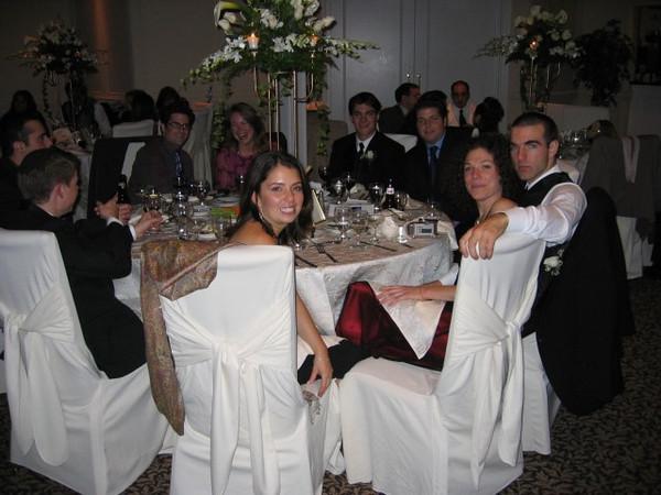 Ali and Barak's wedding
