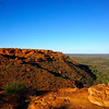 Kings Canyon - what can we say - stunning country