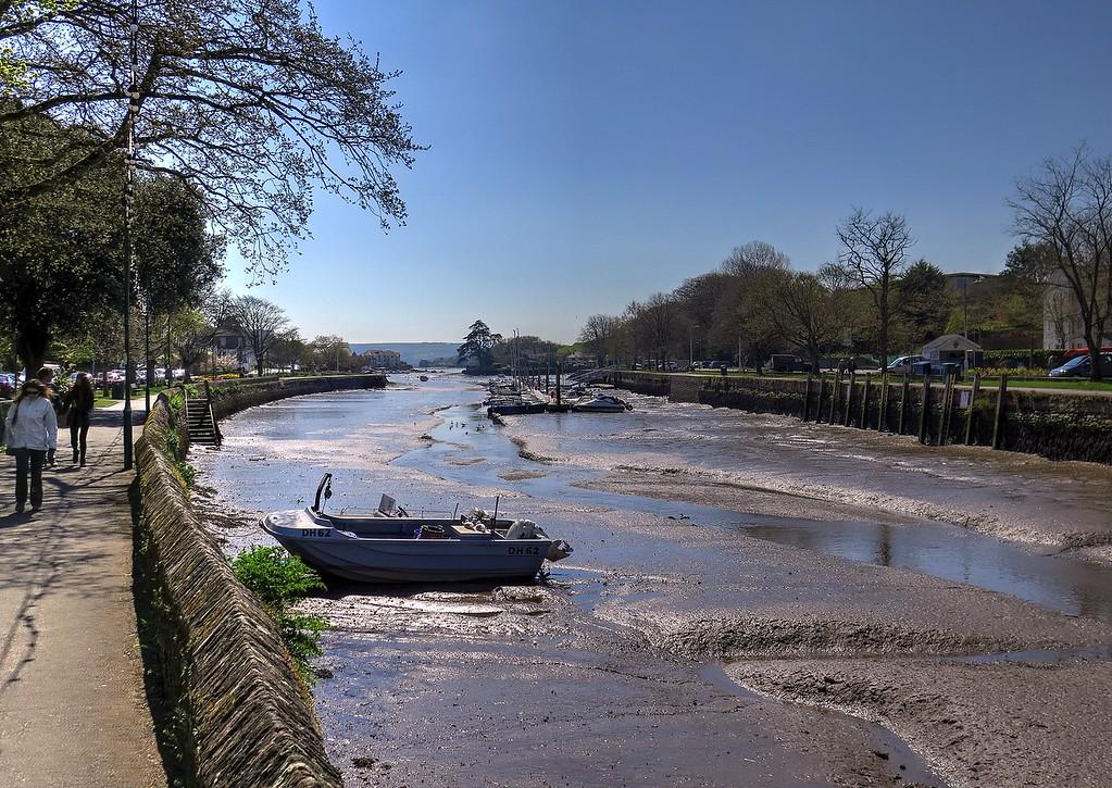 The Kingsbridge Estuary