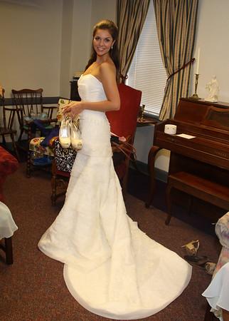 Kinsey and Brad Wedding
