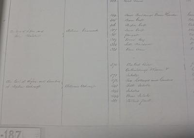 Kirkby ancestors