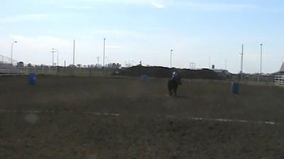 Barrels Buckwheat