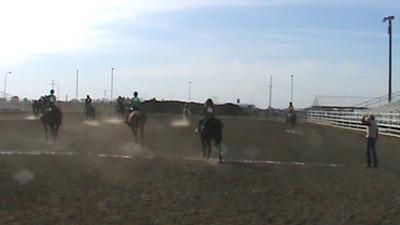 Boot Race 8-13