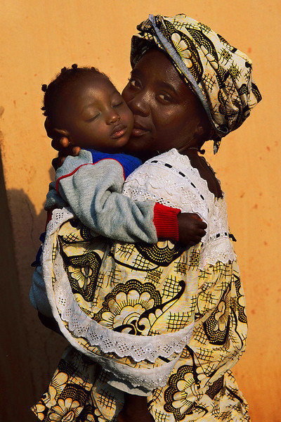 Mother & child 3 © kit mith
