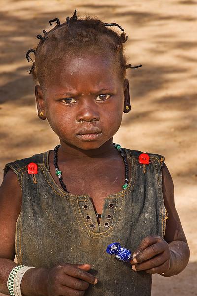 Mali girl ©kitsmith