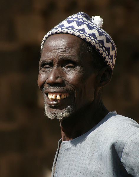 Mali man 1 © kit smith