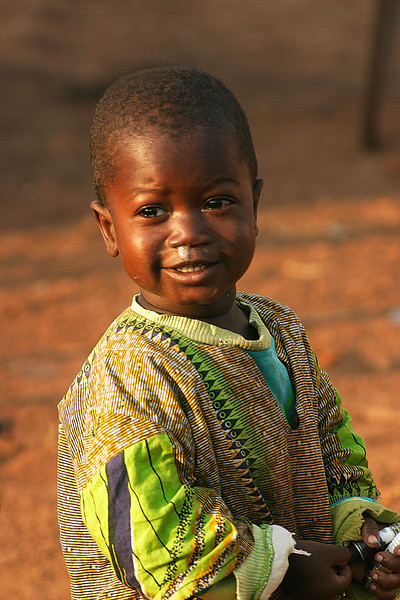 Mali boy © kit smith