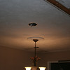 """New """"cans"""" in the dining room on dimmer switch :) Ambience.... you say!!!"""
