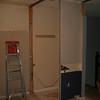 the backside of the hall closet... kinda cool