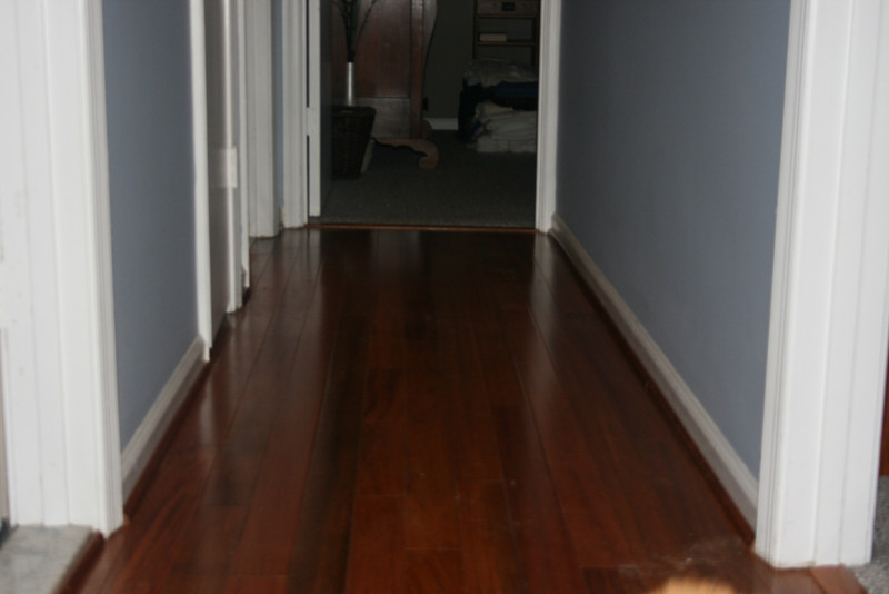 Hallway done