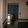 kitchen looking towards front door