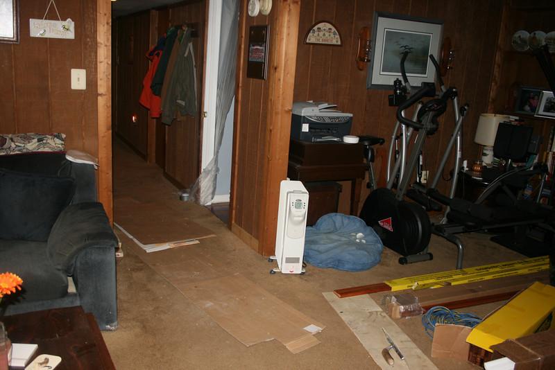 basement (need I say more?)