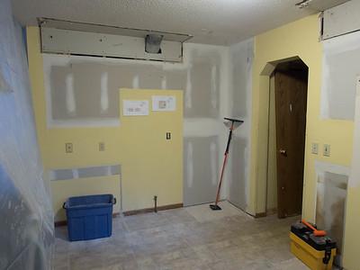 week 1: where the fridge used to be