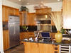 Same Kitchen with Natural Laquer Finish (view small)