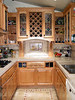 Oak Cabinets with Natural Finish
