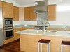 Plyboo Full Overylay kitchen with natural finish