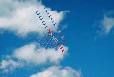 Kite festival,  OM-2, Kod UC 100, Tam 80-200/2.8