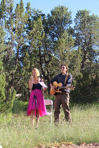 Lauren and Matthew Payne singing John Prine's Glory of True Love.