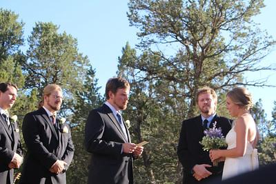 Jens' vows.