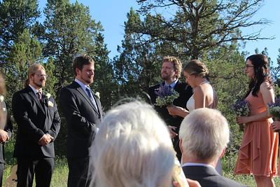 Kjirsten's vows.