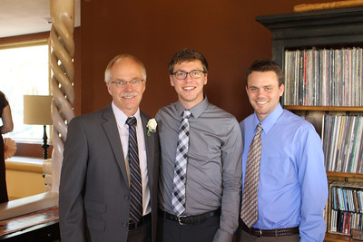 Sheldon, Tyler, Derek