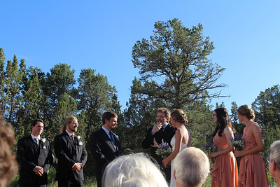 Odin tells tales of the bride and groom meeting for the first time.