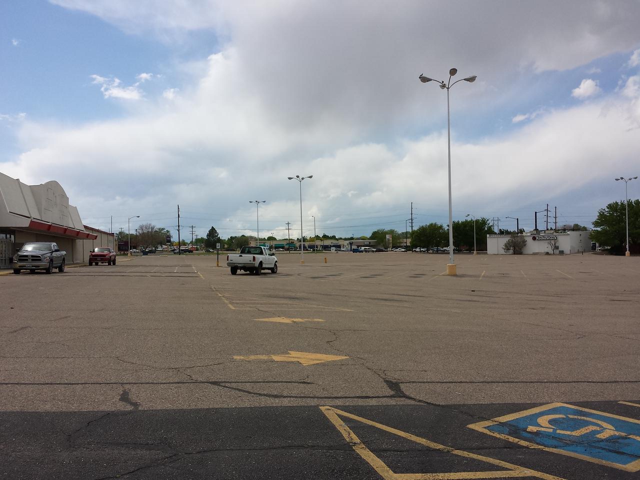 Kmart, furs, radioshack closing on pueblo Boulevard