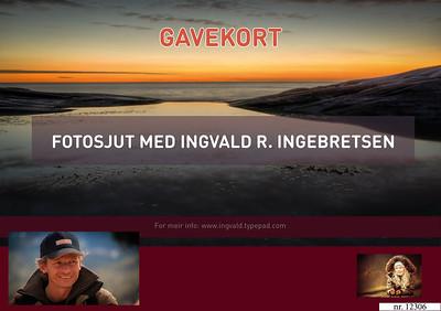 Gavekort Fotosjut